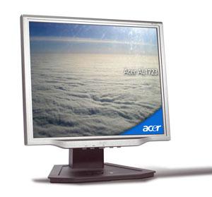 """Acer AL1723F 17"""" Argento monitor piatto per PC"""