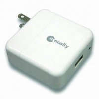 Macally USB AC Charger for iPod device