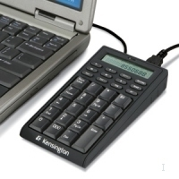 Kensington Notebook Keypad/Calculator with USB USB Nero tastiera