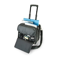 Kensington Simply Portable Roller Case Trolley case Nero
