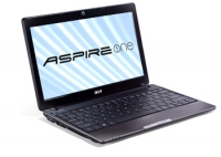 "Acer Aspire One AO721-142cc 1.8GHz K145 11.6"" 1366 x 768Pixel Rame Netbook"