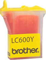 Brother LC600Y Giallo cartuccia d