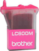 Brother LC600M Magenta cartuccia d