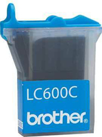 Brother LC600C Ciano cartuccia d