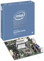 Intel microATX Desktop Board, 945GC Express Chipset LGA 775 (Socket T) Micro ATX scheda madre