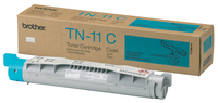 Brother TN-11C Toner laser 6000pagine Ciano cartuccia toner e laser