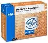 Intel Xeon ® Pentium® 4 Processor 540/540J supporting HT Technology (1M Cache, 3.20 GHz, 800 MHz FSB) 3.2GHz 1MB L2 processore