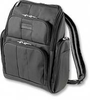 "Kensington Sky Runner Backpack Nylon Blk f Notebook 15"" Zaino"