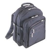"Targus Backpack Deluxe 15"" Zaino Nero"