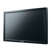 "Samsung SMT-4023 Digital signage flat panel 40"" Full HD Nero signage display"