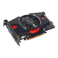 ASUS ENGTX550 TI/DI/1GD5 GeForce GTX 550 Ti 1GB GDDR5 scheda video