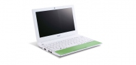 "Acer Aspire One Happy AOHAPPY-2DQgrgr 1.66GHz N450 10.1"" 1024 x 600Pixel Netbook"