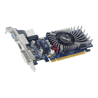 ASUS EN210/DI/512MD3(LP) GeForce 210 0.5GB GDDR3 scheda video