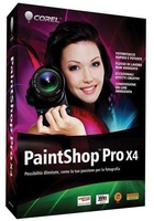 Corel PaintShop Pro X4, EDU, ML, DVD