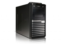 Acer Veriton 3x M480G 2.6GHz E3400 Mini Tower Nero PC