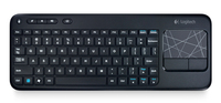 Logitech K400 RF Wireless Nero tastiera