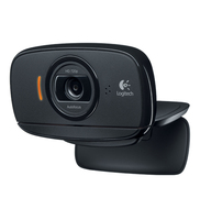 Logitech B525 2MP 1280 x 720Pixel USB 2.0 Nero webcam