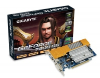Gigabyte GeForce 7200 GS GeForce 7200 GS GDDR2