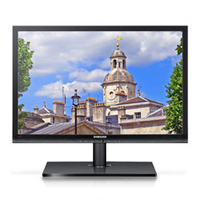 "Samsung C24A650X 24"" Full HD Nero monitor piatto per PC"