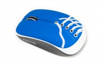 NGS Blue Sneaker Wireless USB Ottico 800DPI Ambidestro mouse