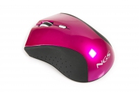 NGS Pink Vip Wireless USB Ottico 1600DPI Ambidestro mouse