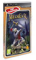 Sony MediEvil: Resurrection PlayStation Portatile (PSP) videogioco