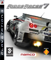 Sony Ridge Racer 7 PlayStation 3 videogioco