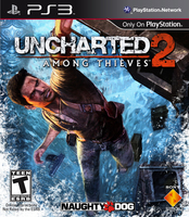Sony Uncharted 2: Among Thieves, PS3 PlayStation 3 videogioco