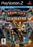 Sony Ratchet: Gladiator PlayStation 2 videogioco
