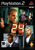 Sony 24: The Game PlayStation 2 videogioco