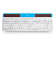 Logitech K750 RF Wireless Blu tastiera