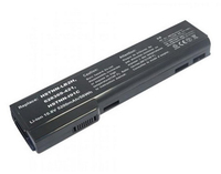 HP 6 Cell 55Whr 2.55Ah Ioni di Litio 2550mAh batteria ricaricabile