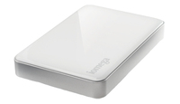 Iomega 1TB eGo White Mac Edition 1000GB Bianco disco rigido esterno