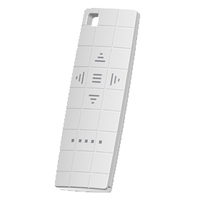 Projecta 10800107 RF Wireless Pulsanti Bianco telecomando