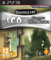 Sony The Ico & Shadow of the Colossus Collection PlayStation 3 Tedesca videogioco