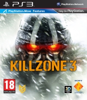 Sony Killzone 3 PlayStation 3 Tedesca videogioco