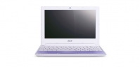 "Acer Aspire One Happy AOHAPPY-2DQuu 1.66GHz N450 10.1"" 1024 x 600Pixel Viola Netbook"