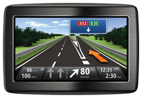 "TomTom Via 120 Europe Traffic Fisso 4.3"" Touch screen 183g Nero navigatore"