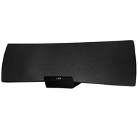 Logitech Air Speaker Nero docking station con altoparlanti