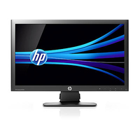"HP Compaq LE2202x 21.5"" Full HD Nero monitor piatto per PC"