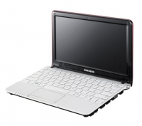 "Samsung NC110-A05UK 1.66GHz N570 10.1"" 1024 x 600Pixel Rosso Netbook"