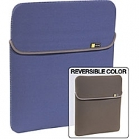 "Case Logic 14.1"" Reversible Laptop Sleeve blue 14.1"" Custodia a tasca Blu"