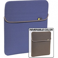 "Case Logic 13"" Reversible Laptop Sleeve blue 13"" Custodia a tasca Blu"