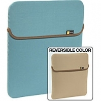 "Case Logic 13"" Reversible Laptop Sleeve elec blue 13"" Custodia a tasca Blu"