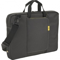 "Case Logic Hi-Tech Notebook Case 15.4"" Borsa da corriere Nero"