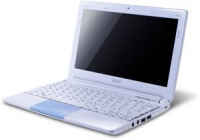 "Acer Aspire One Happy Happy 2 1.66GHz N570 10.1"" 1024 x 600Pixel Bianco, Blu Netbook"