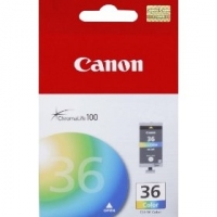 Canon CLI-36 Colored Ink Cartridge cartuccia d