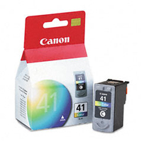 Canon CL-41 Color Color Ink Tank cartuccia d
