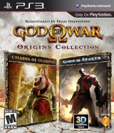 Sony God of War: Origins Collection PlayStation 3 videogioco