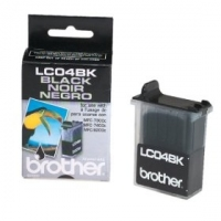 Brother LC04BK Black Ink Cartridge Nero cartuccia d